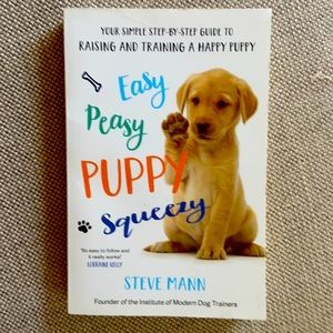 📖 5/25 Easy easy puppy squeezy book